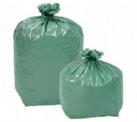 Sacco rifiuti ecologico fatto con scarti di produzione