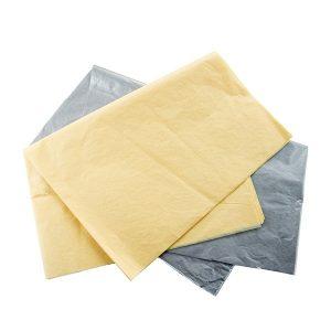 Carta velina stampata a fondo pieno