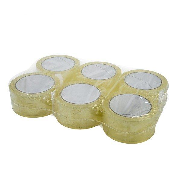 Nastro adesivo polipropilene trasparente